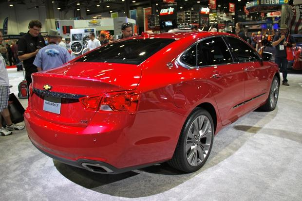 2014 Chevrolet Impala: SEMA Auto Show featured image large thumb3