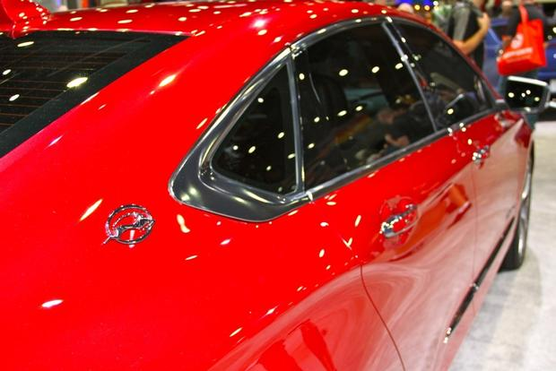 2014 Chevrolet Impala: SEMA Auto Show featured image large thumb4