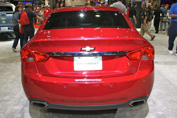 2014 Chevrolet Impala: SEMA Auto Show featured image large thumb5