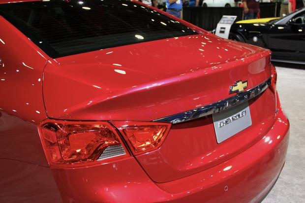 2014 Chevrolet Impala: SEMA Auto Show featured image large thumb6