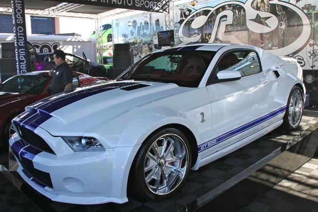 The 2012 SEMA Auto Show: A Car Buyer's Perspective featured image large thumb6