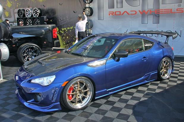 The 2012 SEMA Auto Show: A Car Buyer's Perspective featured image large thumb50