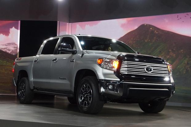 2014 Toyota Tundra: Chicago Auto Show featured image large thumb0
