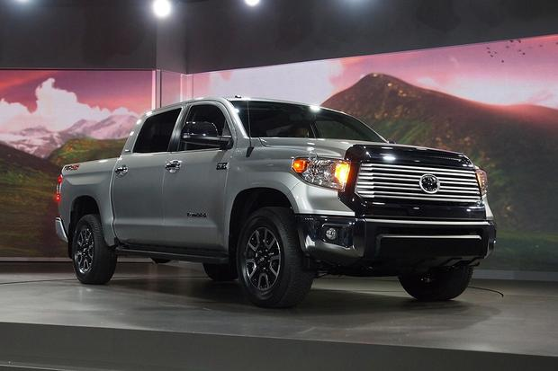 2014 Toyota Tundra: Chicago Auto Show featured image large thumb1