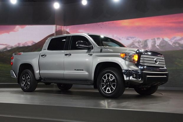 2014 Toyota Tundra: Chicago Auto Show featured image large thumb2