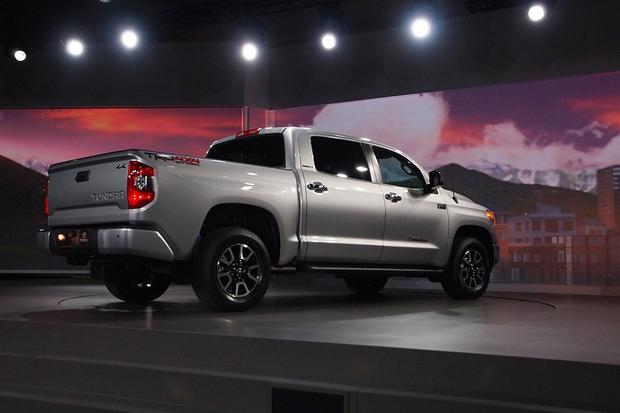2014 Toyota Tundra: Chicago Auto Show featured image large thumb4