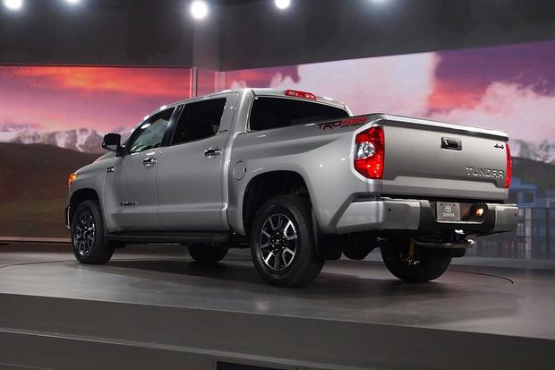 2014 Toyota Tundra: Chicago Auto Show featured image large thumb6