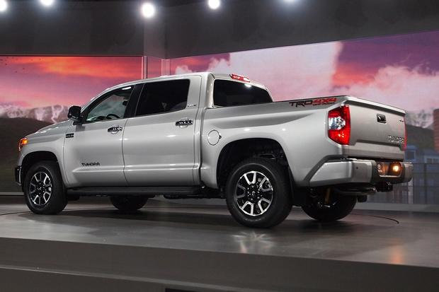 2014 Toyota Tundra: Chicago Auto Show featured image large thumb7