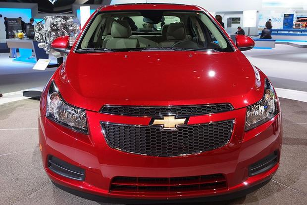 2014 Chevrolet Cruze Diesel: Chicago Auto Show featured image large thumb2