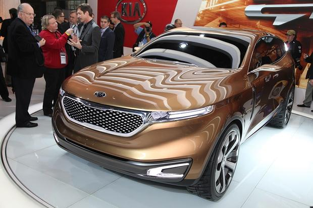 Kia Cross GT Concept: Chicago Auto Show featured image large thumb0
