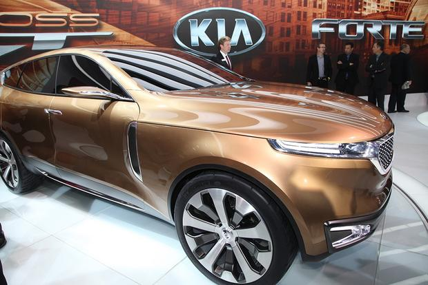 Kia Cross GT Concept: Chicago Auto Show featured image large thumb2