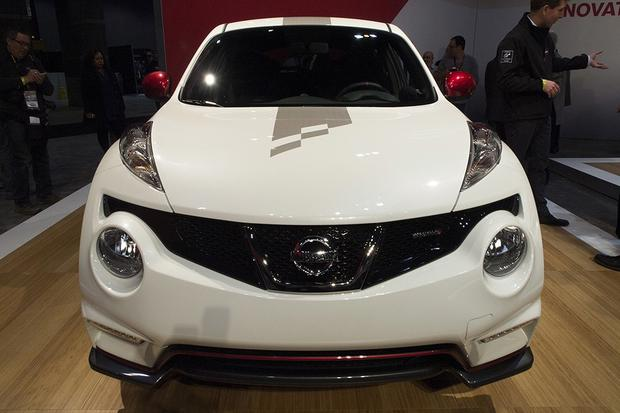 2013 Nissan Juke NISMO: Chicago Auto Show featured image large thumb1