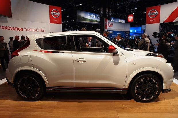 2013 Nissan Juke NISMO: Chicago Auto Show featured image large thumb4