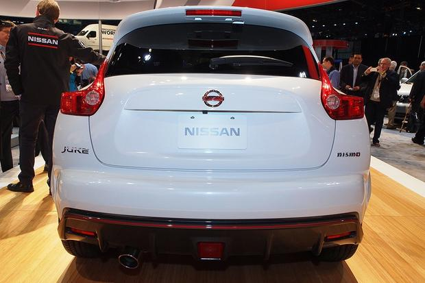 2013 Nissan Juke NISMO: Chicago Auto Show featured image large thumb6