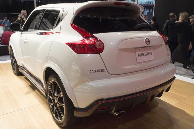 2013 Nissan Nismo Juke featured image large thumb7