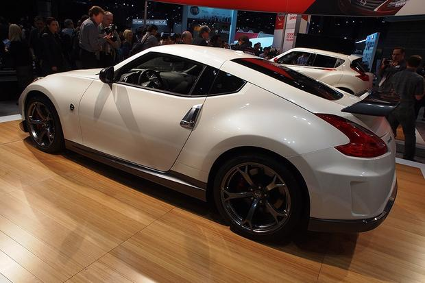 2013 Nissan Nismo: Chicago Auto Show featured image large thumb4