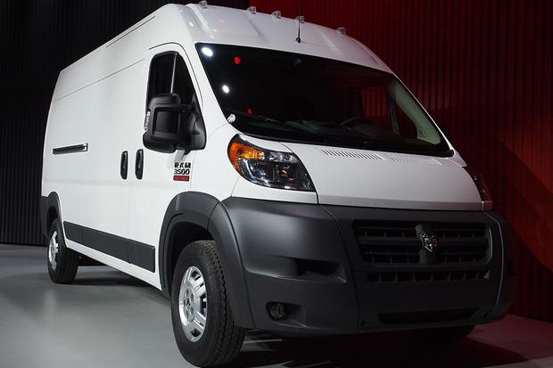 2014 RAM Promaster: Chicago Auto Show featured image large thumb0