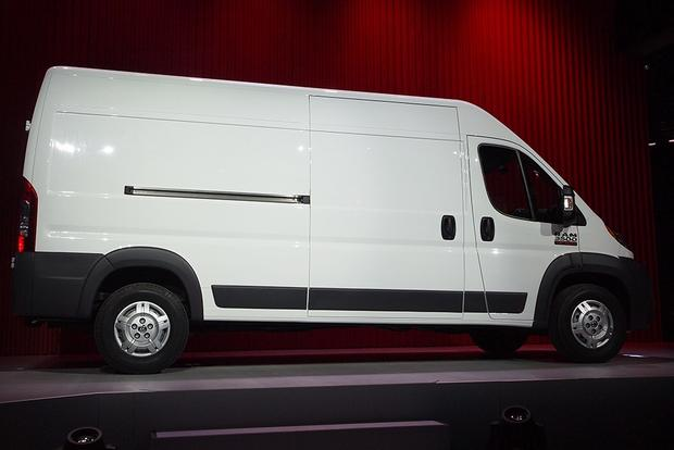 2014 RAM Promaster: Chicago Auto Show featured image large thumb1