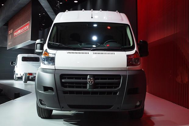 2014 RAM Promaster: Chicago Auto Show featured image large thumb4