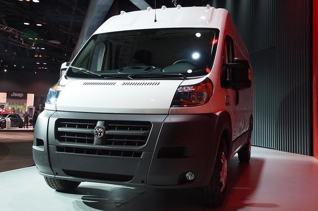 2014 RAM Promaster: Chicago Auto Show featured image large thumb5