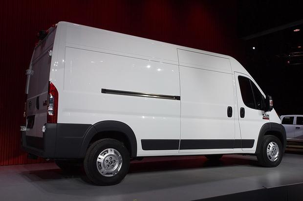 2014 RAM Promaster: Chicago Auto Show featured image large thumb6