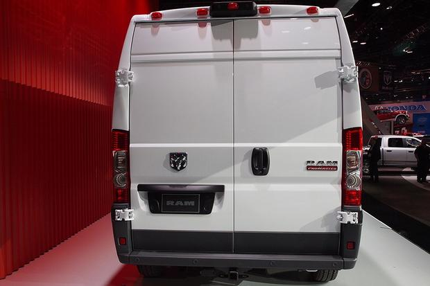 2014 RAM Promaster: Chicago Auto Show featured image large thumb7