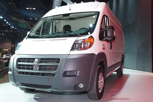 2014 RAM Promaster: Chicago Auto Show featured image large thumb8