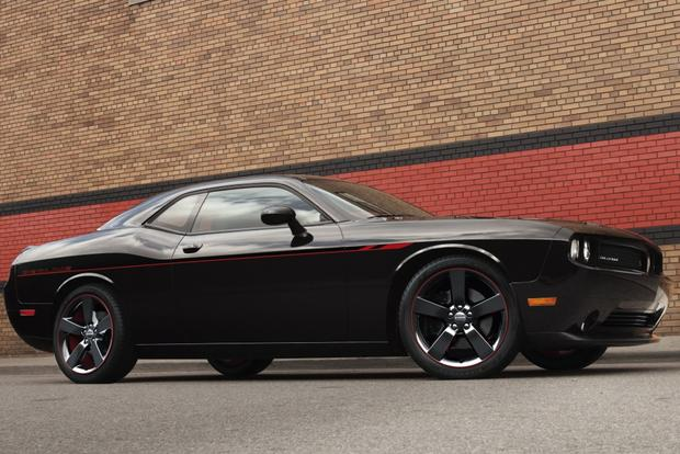 2013 Dodge Challenger R/T Redline: Chicago Auto Show featured image large thumb1
