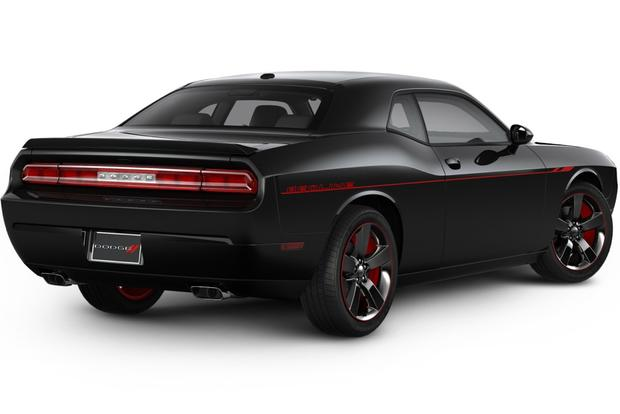 2013 Dodge Challenger R/T Redline: Chicago Auto Show featured image large thumb4