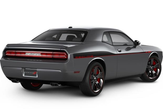 2013 Dodge Challenger R/T Redline: Chicago Auto Show featured image large thumb5