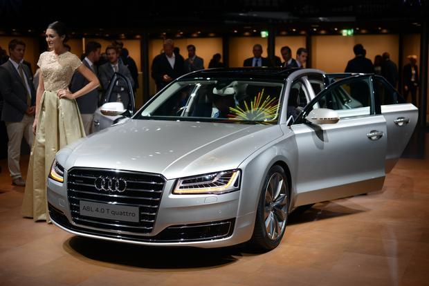 2015 Audi A8: Frankfurt Auto Show featured image large thumb2