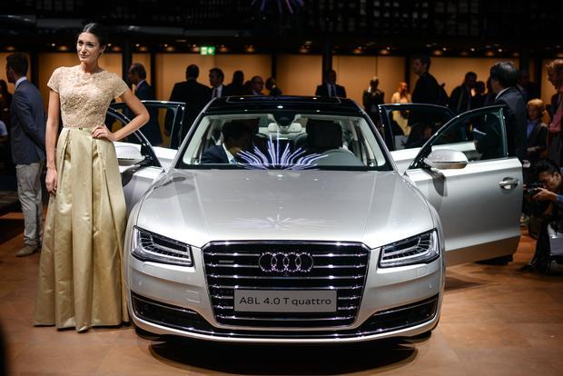 2015 Audi A8: Frankfurt Auto Show featured image large thumb1
