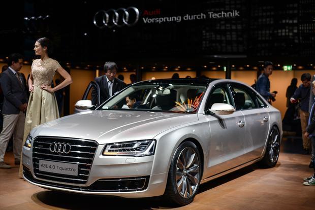 2015 Audi A8: Frankfurt Auto Show featured image large thumb0