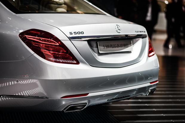 2015 Mercedes-Benz S500 Plug-In Hybrid: Frankfurt Auto Show featured image large thumb3