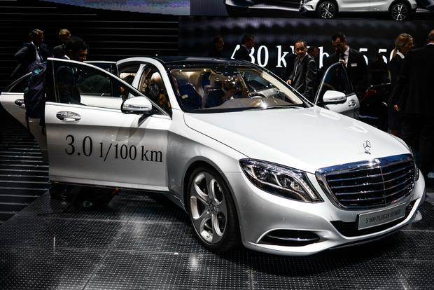 2015 Mercedes-Benz S500 Plug-In Hybrid: Frankfurt Auto Show featured image large thumb1