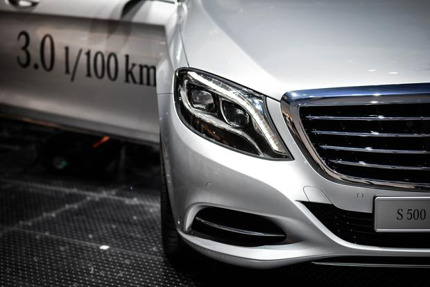 2015 Mercedes-Benz S500 Plug-In Hybrid: Frankfurt Auto Show featured image large thumb2