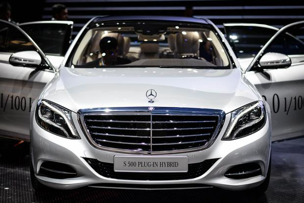 2015 Mercedes Benz S500 Plug In Hybrid Frankfurt Auto Show on e350 convertible