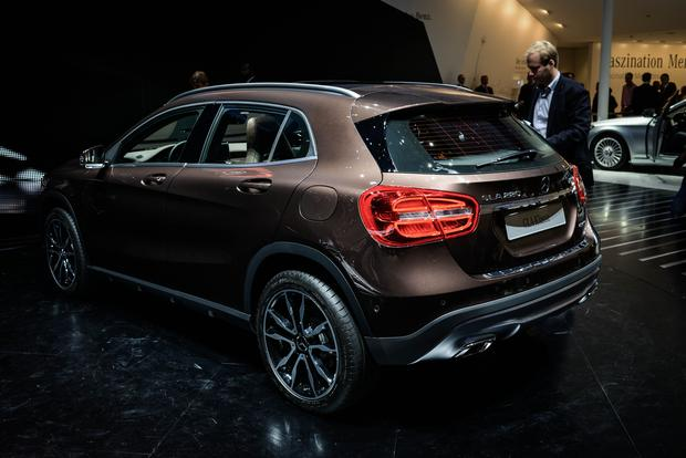 2015 Mercedes-Benz GLA-Class: Frankfurt Auto Show featured image large thumb2