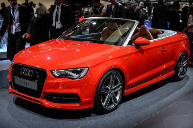 2015 Audi A3 Cabriolet: Frankfurt Auto Show featured image large thumb0