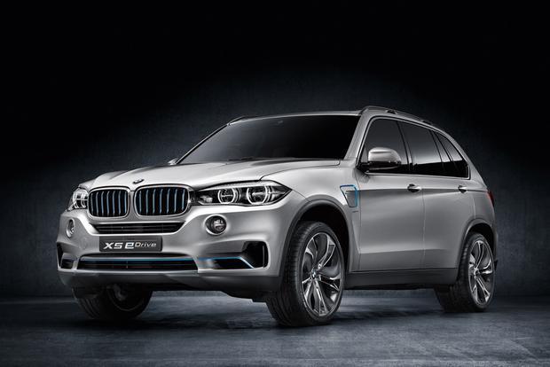 Plug-In BMW X5 eDrive Revealed Ahead of Frankfurt Show featured image large thumb2