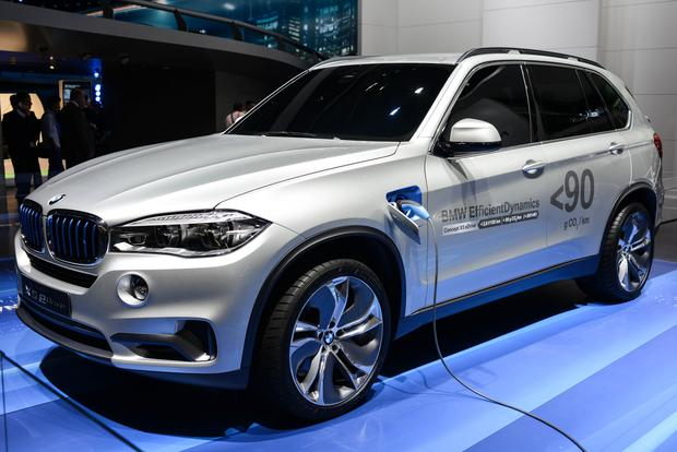 BMW Concept X5 eDrive: Frankfurt Auto Show featured image large thumb0
