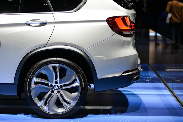 BMW Concept X5 eDrive: Frankfurt Auto Show featured image large thumb4