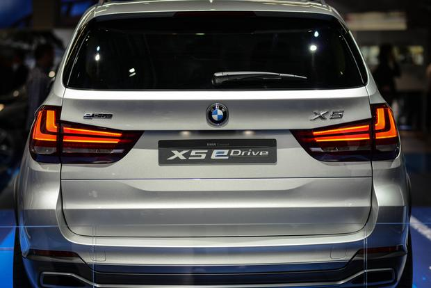 BMW Concept X5 eDrive: Frankfurt Auto Show featured image large thumb6