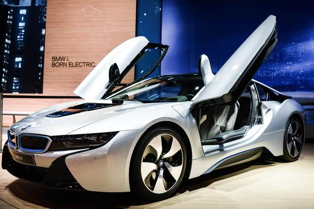 BMW i8: Frankfurt Auto Show featured image large thumb0