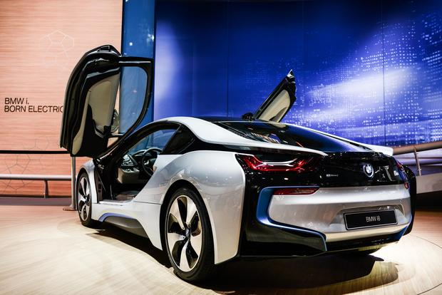 BMW i8: Frankfurt Auto Show featured image large thumb1
