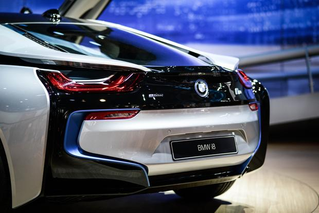 BMW i8: Frankfurt Auto Show featured image large thumb5