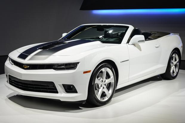 2014 Chevrolet Camaro Convertible: Frankfurt Auto Show Featured Image Large  Thumb0