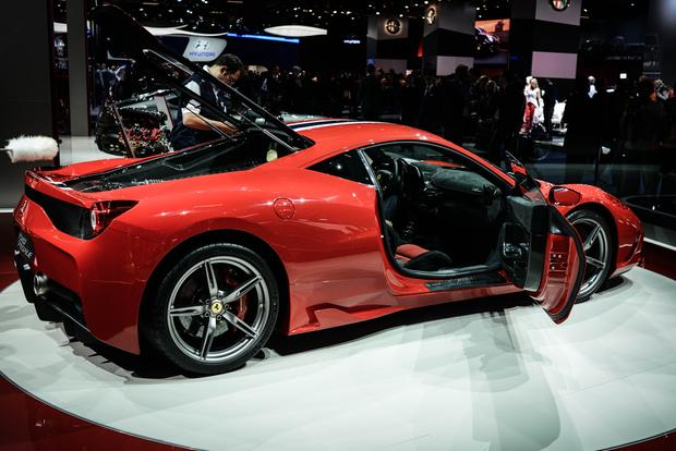 2015 Ferrari 458 Speciale: Frankfurt Auto Show featured image large thumb2