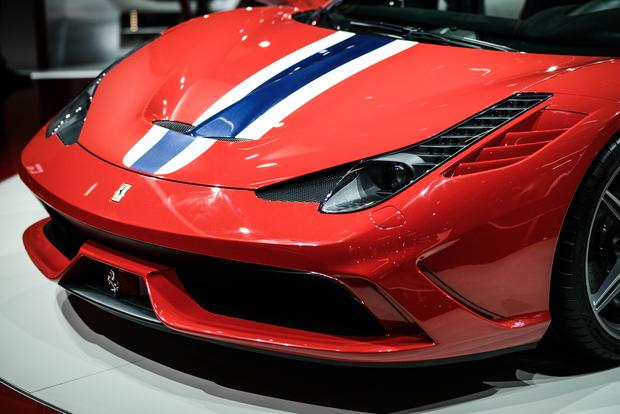 2015 Ferrari 458 Speciale: Frankfurt Auto Show featured image large thumb3