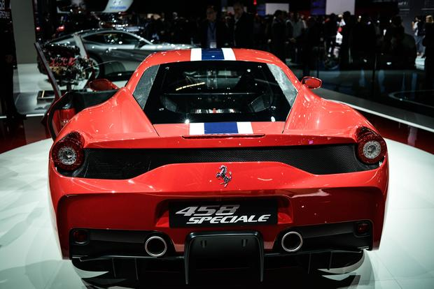 2015 Ferrari 458 Speciale: Frankfurt Auto Show featured image large thumb7